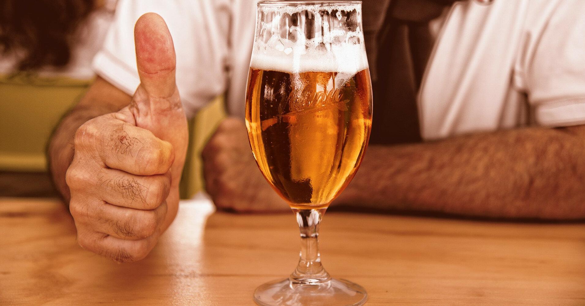 Пиво может укреплять иммунитет