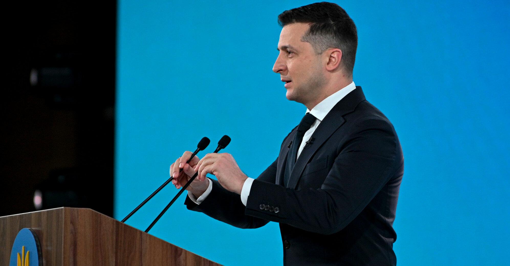 Зеленский выразил надежду, что НАТО рассмотрит шаги по сдерживанию агрессии РФ