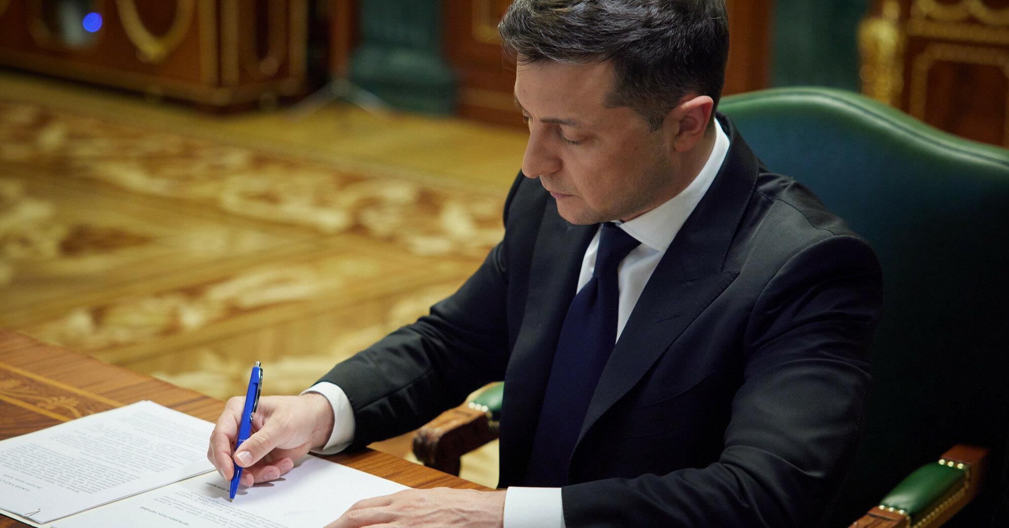 Зеленский одобрил повышение пенсий чернобыльцам