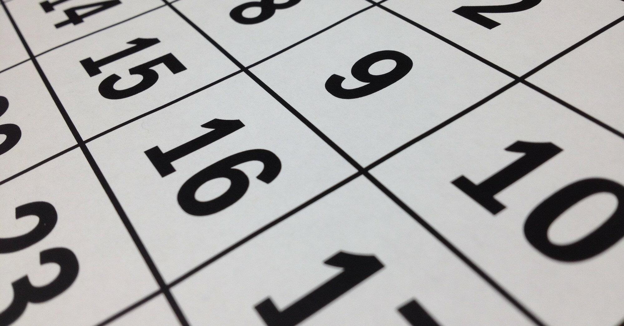 В Раде согласились запретить перенос рабочих дней из-за праздников
