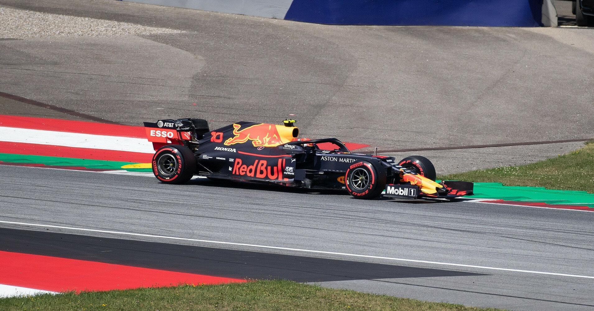 Формула-1: результаты Гран-при Франции