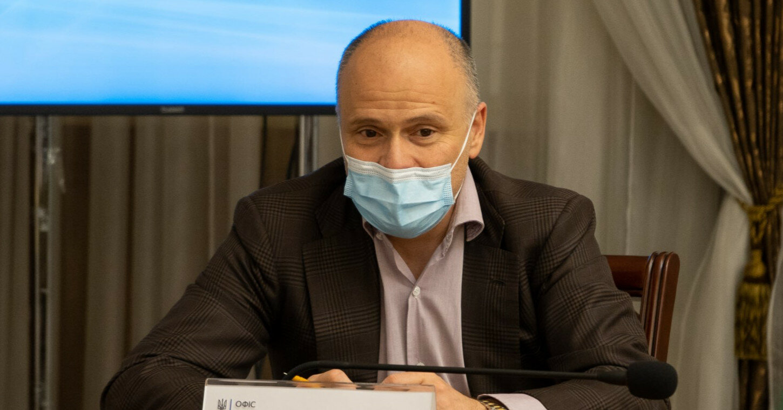 Радуцкий призвал местную власть открывать Центры вакцинации