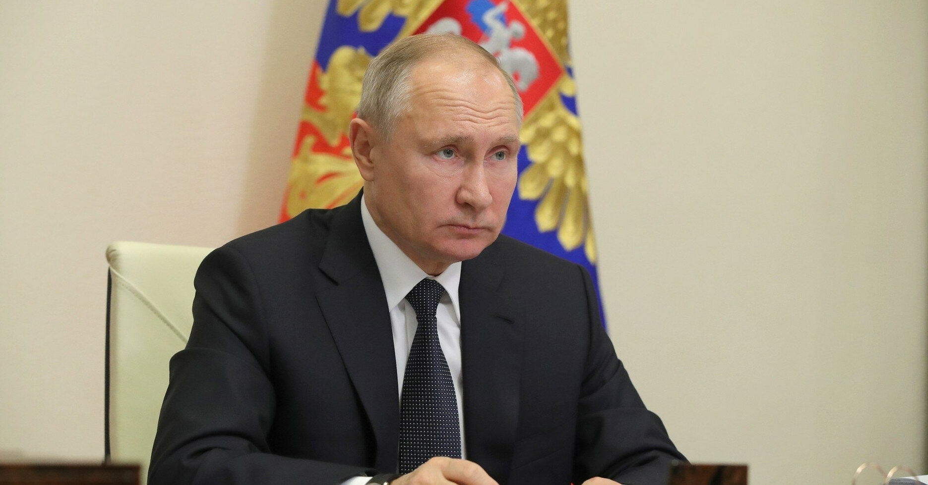 Путин отреагировал на поражение России от Канады
