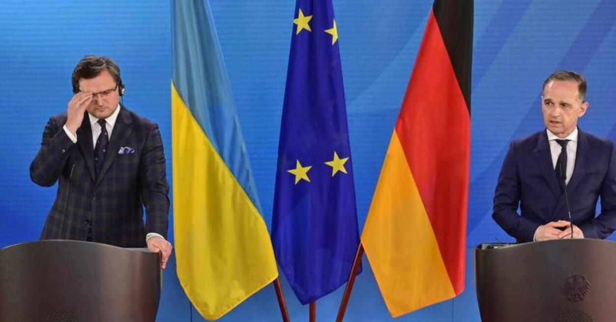 Маас объяснил, почему Германия не поставляет Украине оружие