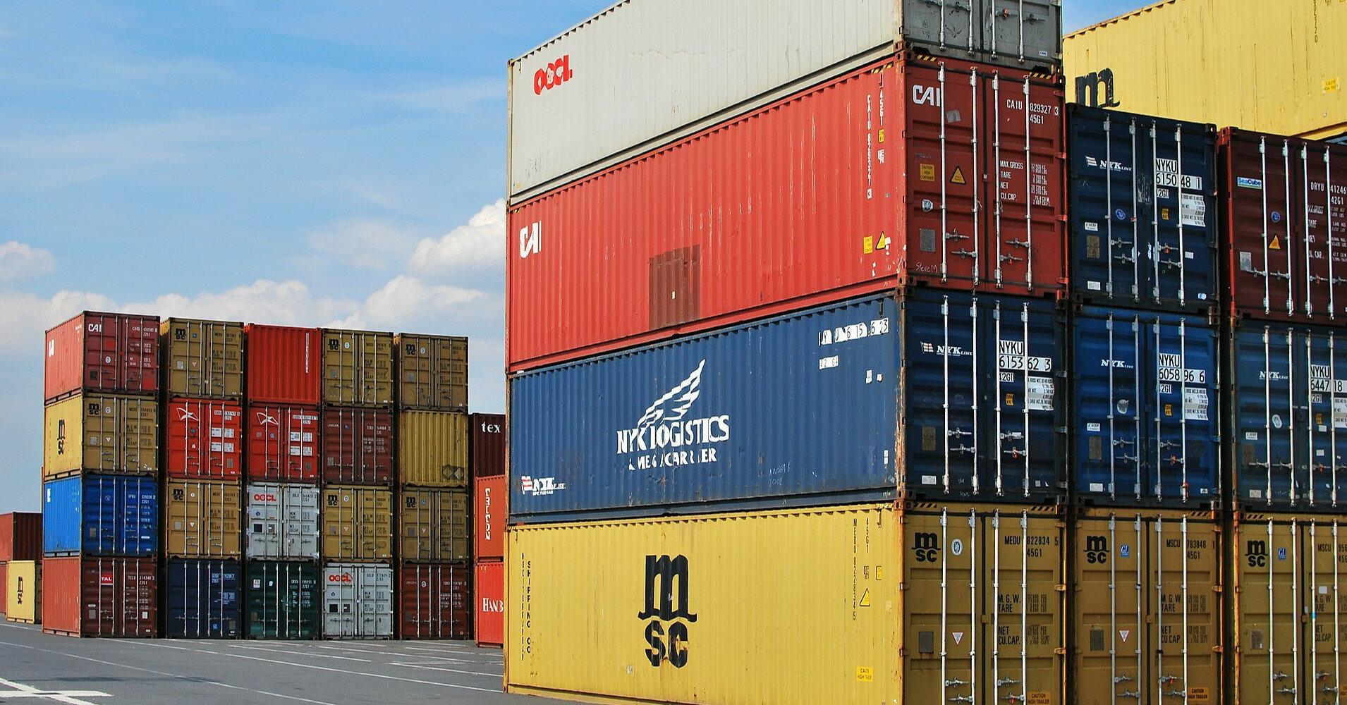 Украина увеличила экспорт в ЕС до рекордного уровня