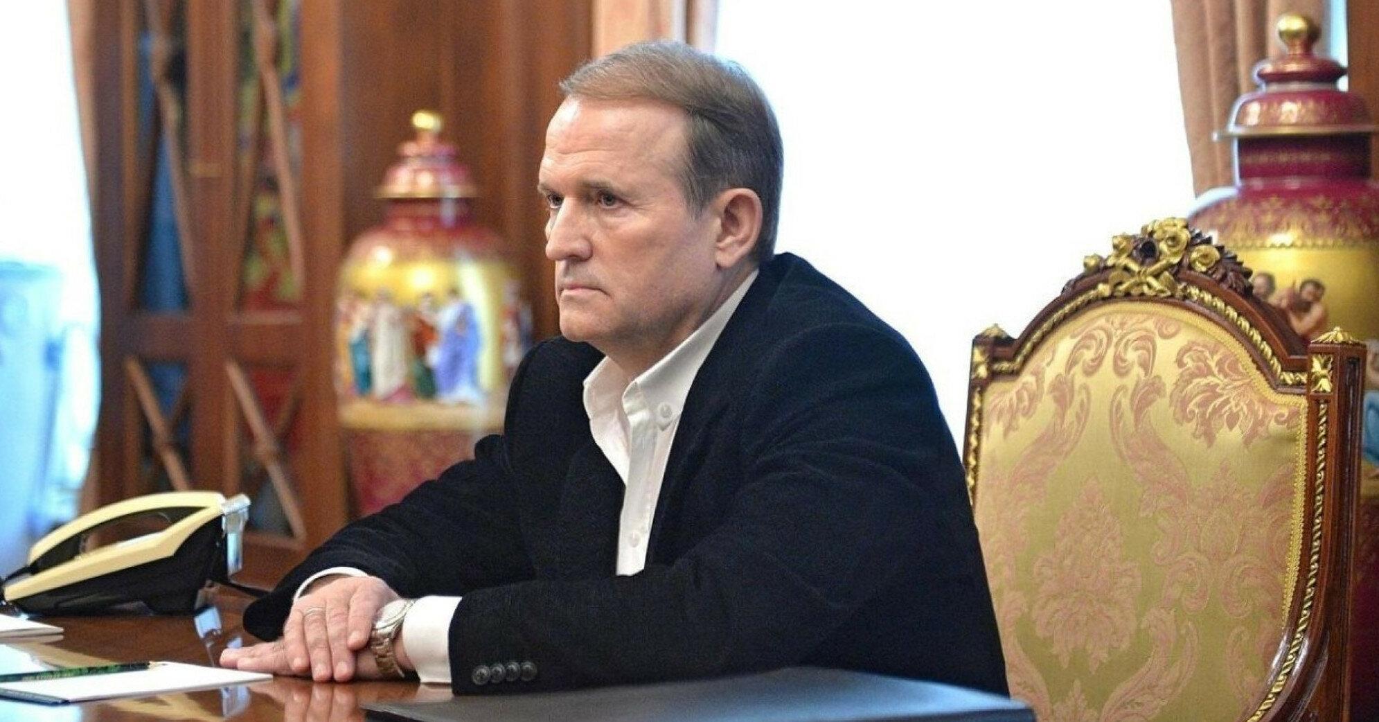 Генпрокуратура будет настаивать на продлении домашнего ареста Медведчука