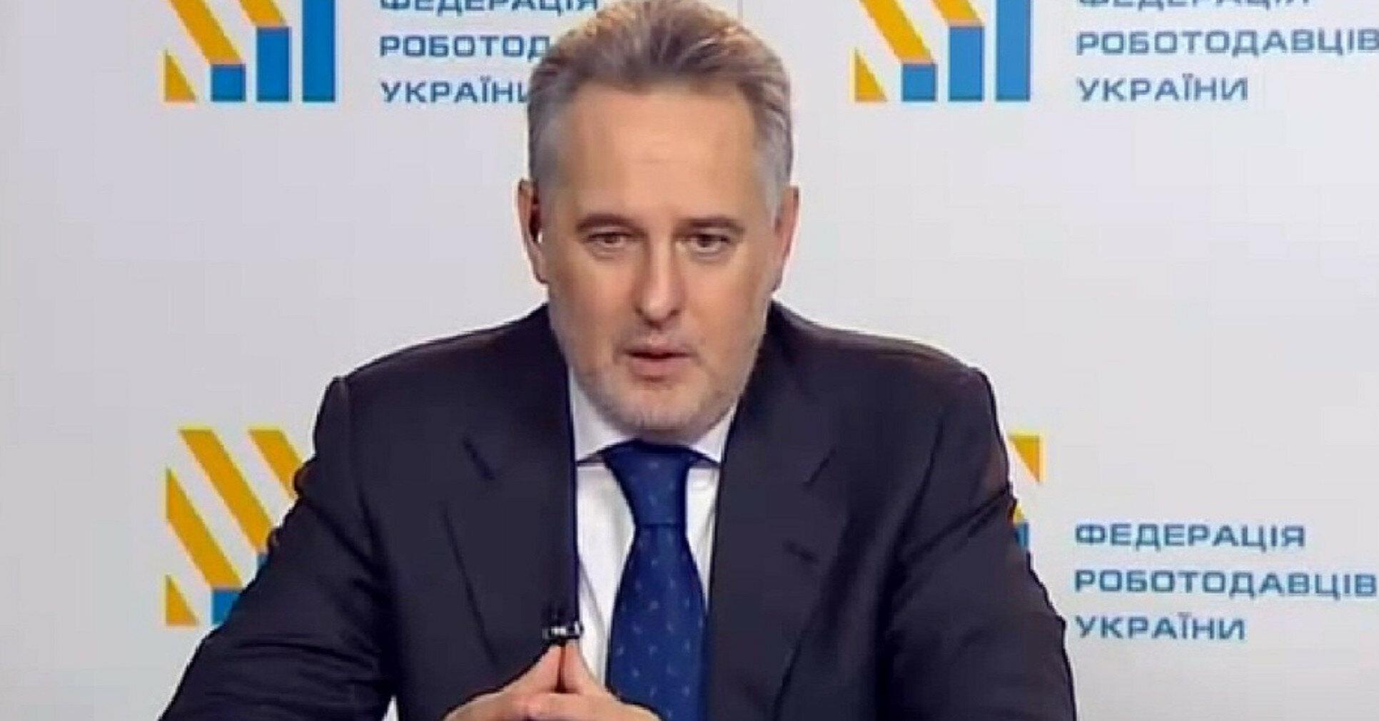 За три дня до введения санкций Фирташу списали 23 млрд долгов
