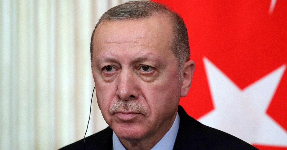 Эрдоган пообещал спасти Мраморное море от морской слизи