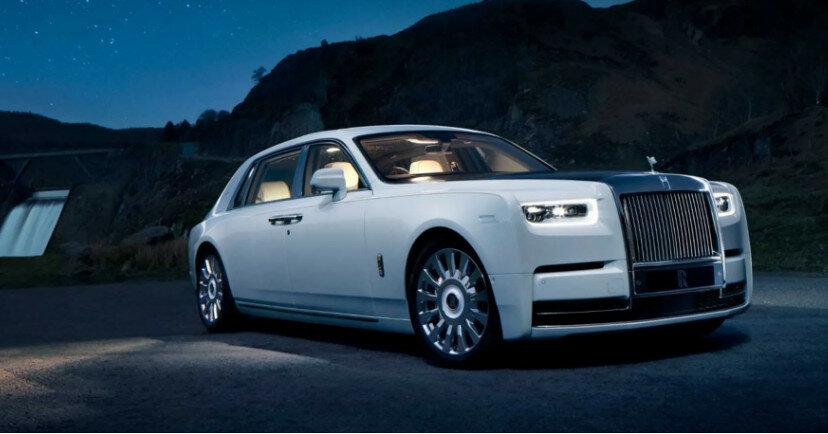 Странные особенности роскошных автомобилей