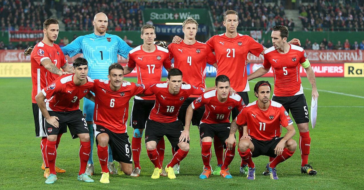 У сборной Австрии конфликт внутри команды перед матчем с Украиной