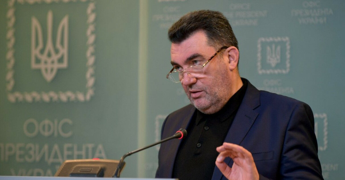 Данилов прокомментировал захват самолета Ryanair в Минске