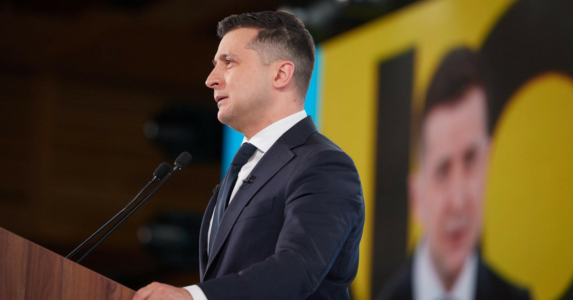 Зеленского призвали снять санкции с добровольцев-иностранцев
