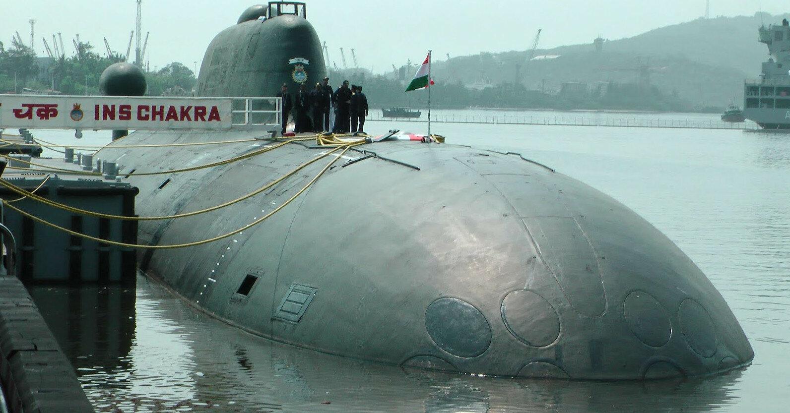 Индия вернет России атомную подлодку из-за взрыва