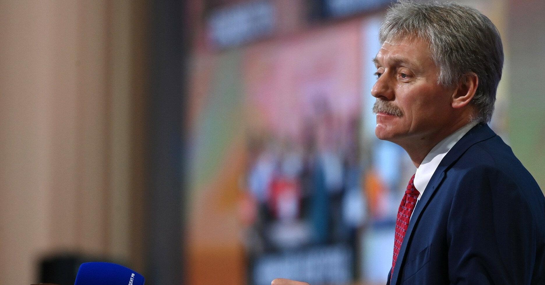 Песков заявил, что Зеленский пытается сорвать встречу с Путиным