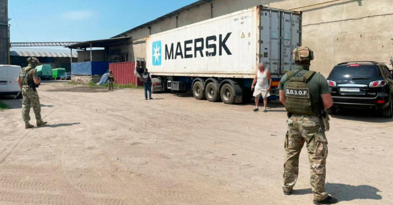 В Одесской области задержали партию кокаина из Эквадора на $10 млн