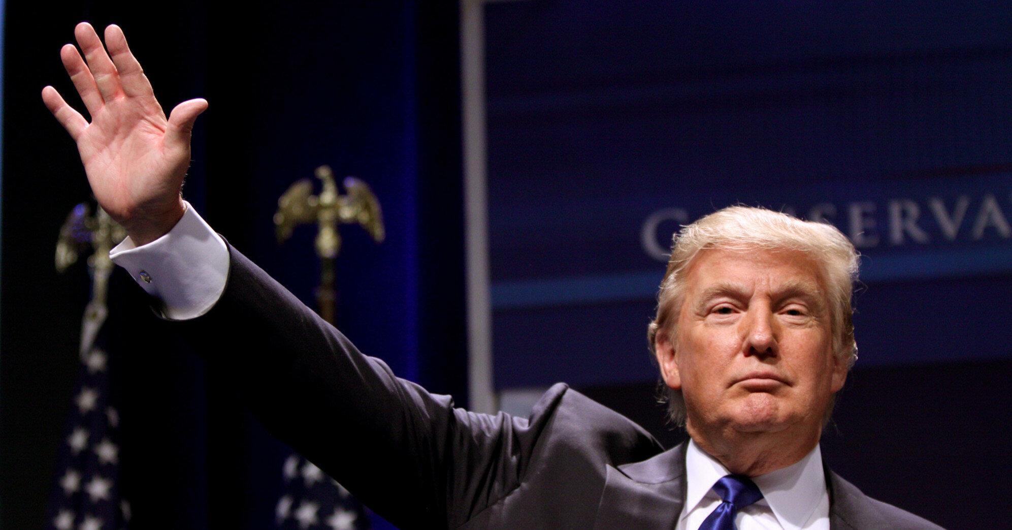 Трамп не исключил своего выдвижения в Палату представителей США