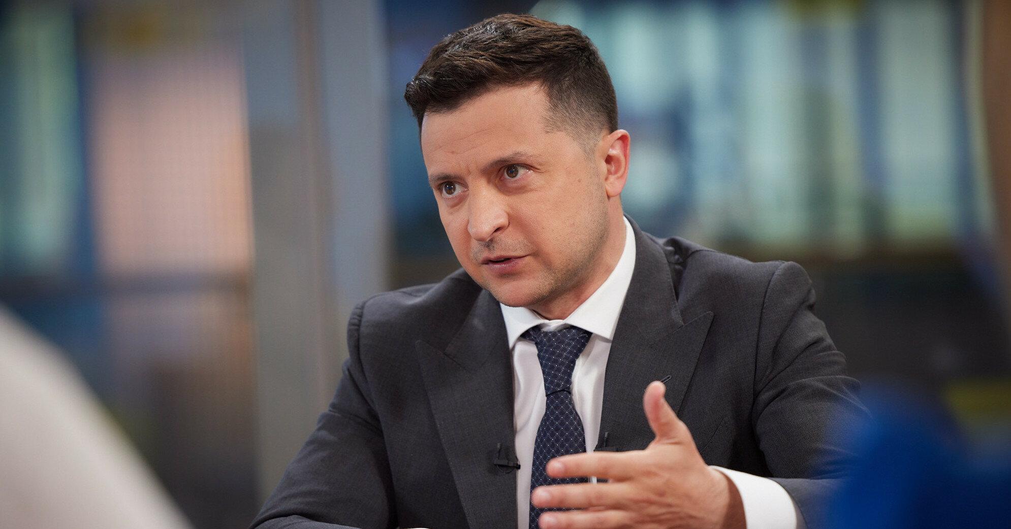 Зеленский потребовал перечень реформ для перехода Украины к интеграции с НАТО