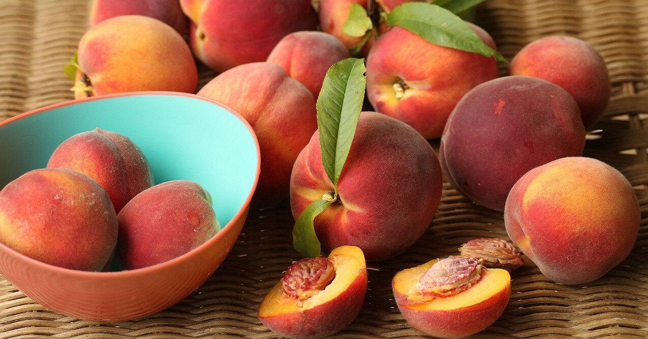 Врач рассказал, о пользе персика для мужского здоровья