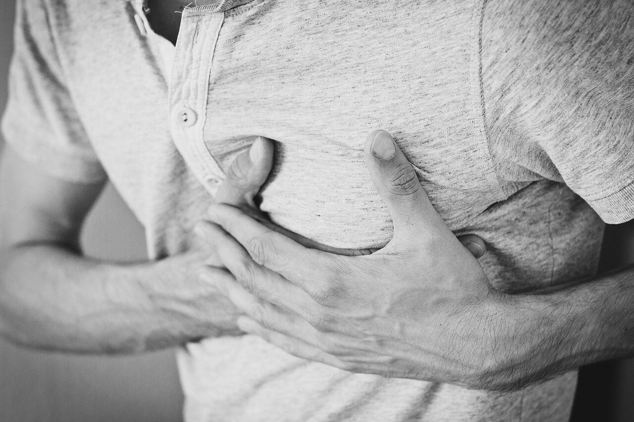 Изжога и признаки тихого сердечного приступа