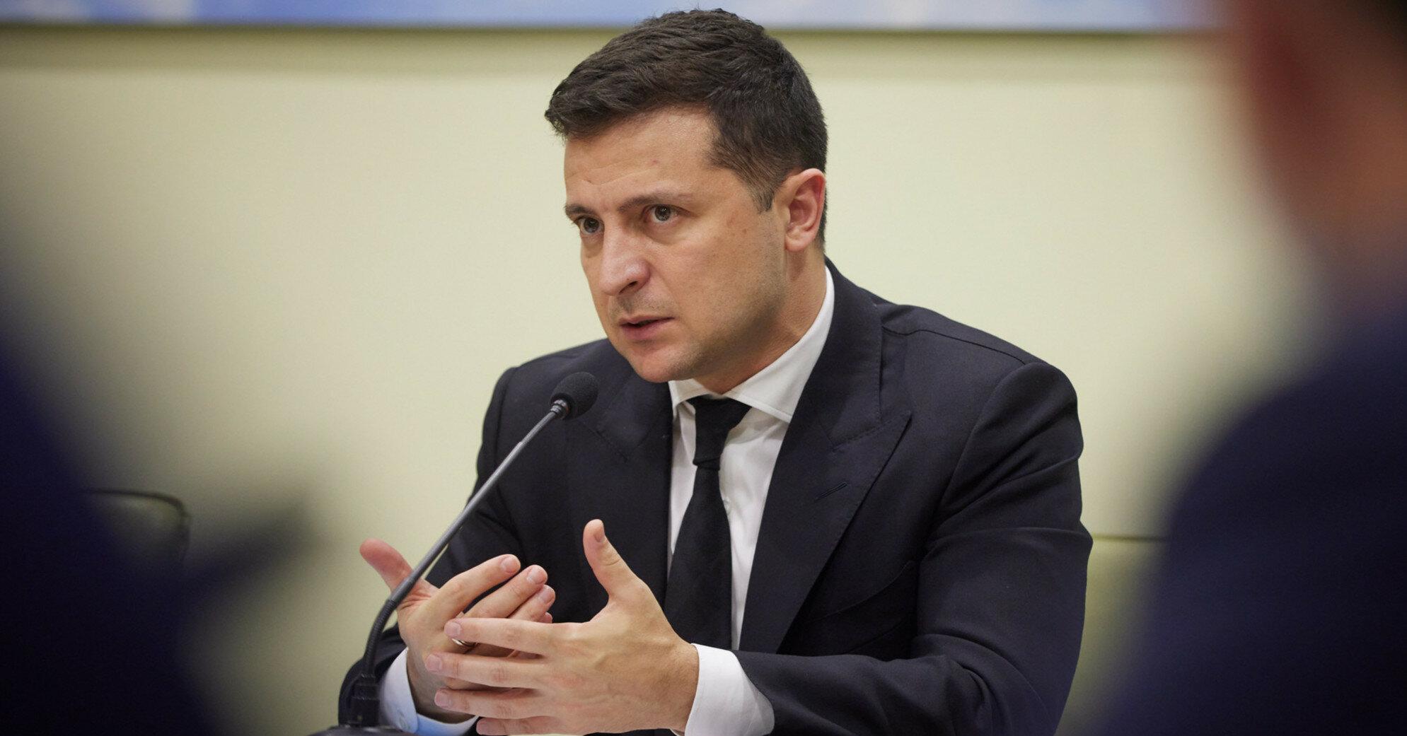 Зеленский назвал главную задачу нового главы МВД