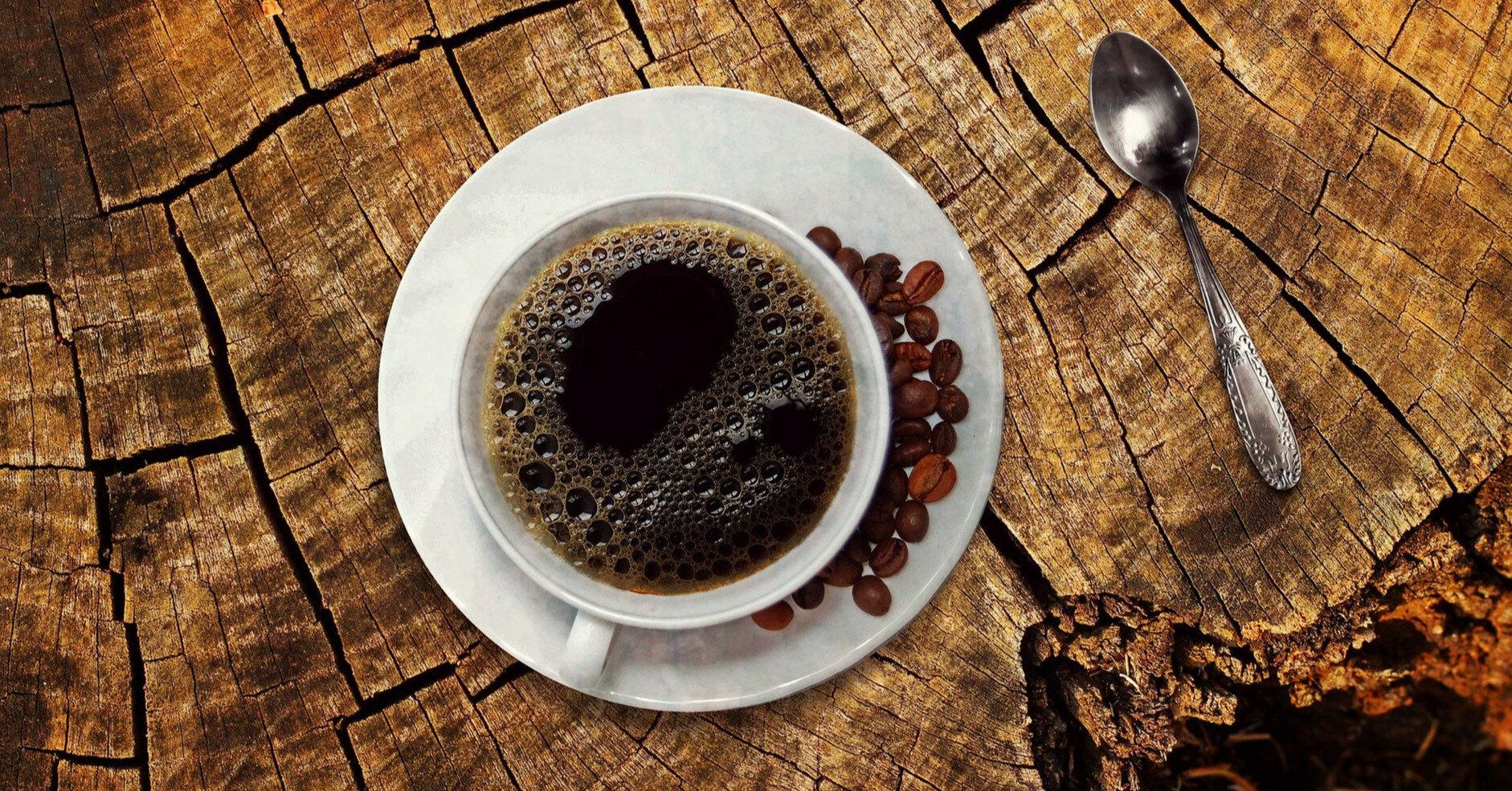 Как приготовить вкусный кофе в чашке