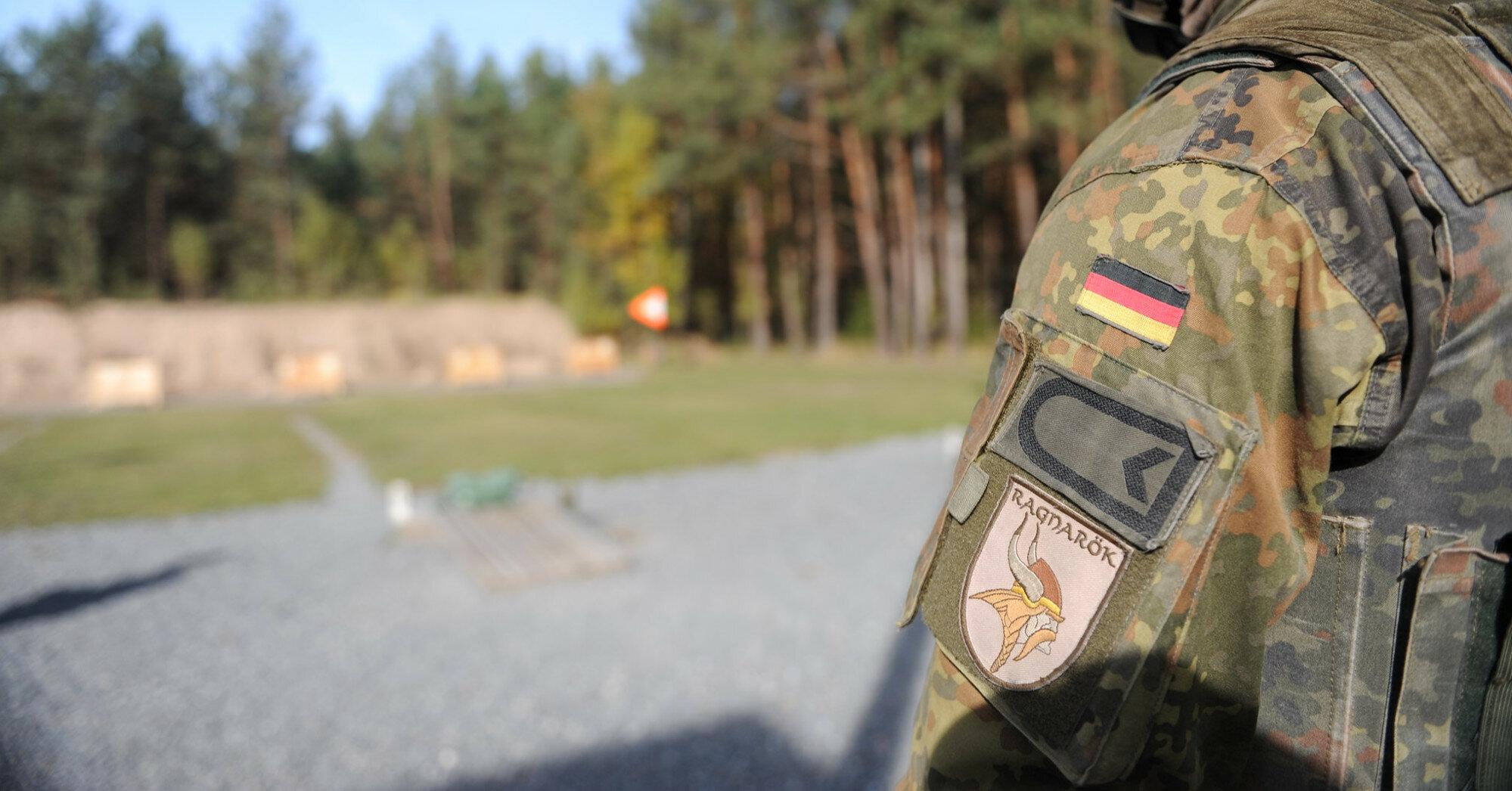 Литва и Германия начали военные учения на границе с Беларусью