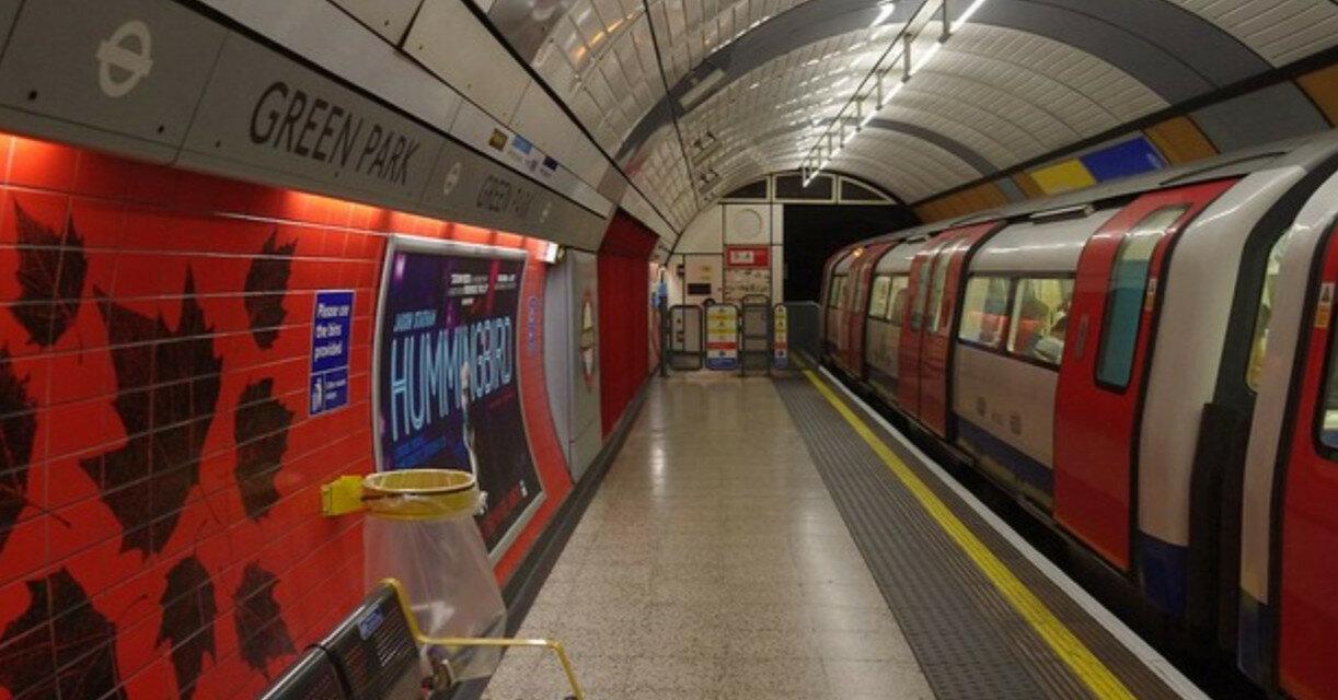 В лондонском метро ранили человека