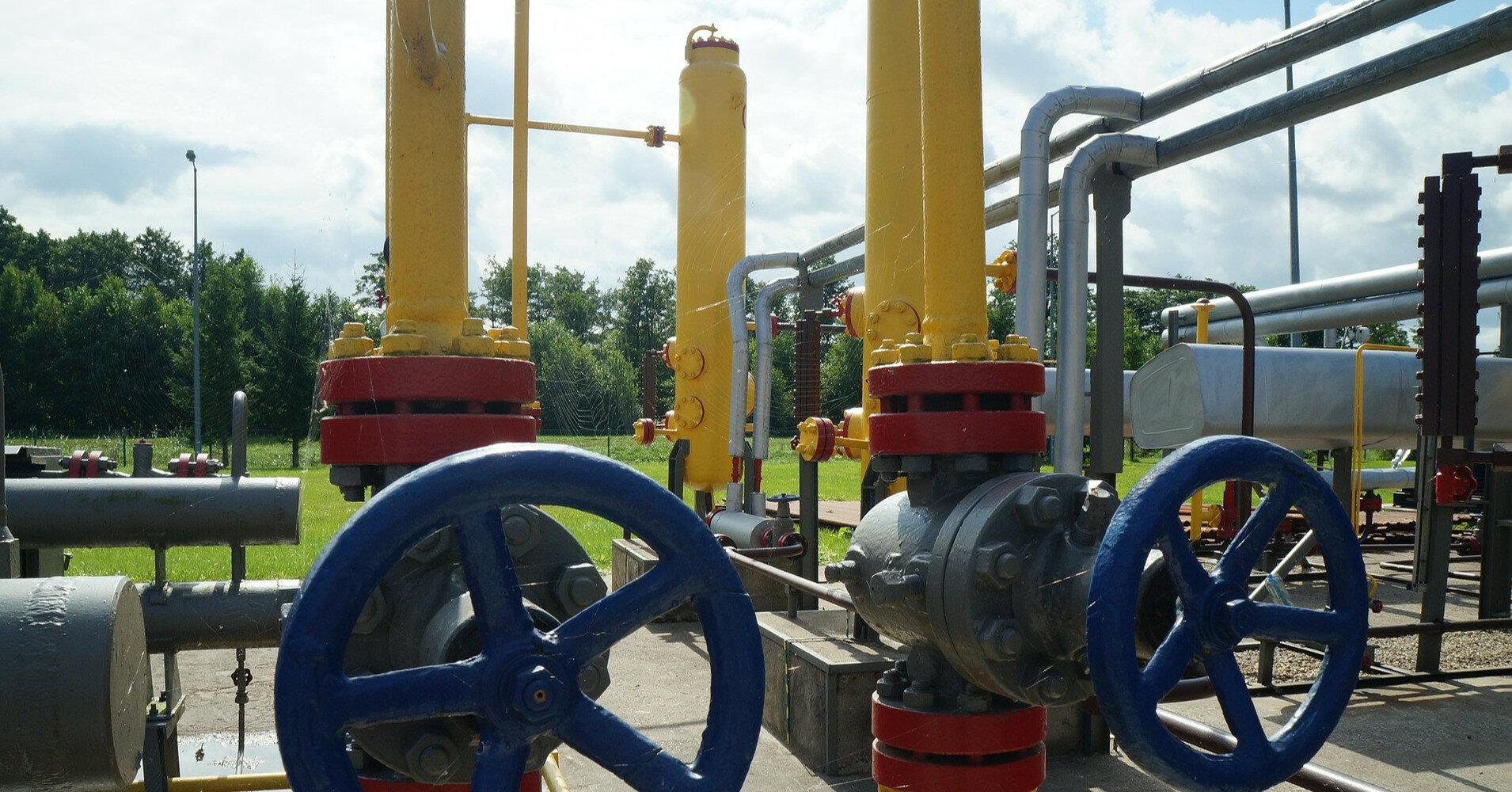 Запасы в ПХГ Украины выросли почти на миллиард кубометров