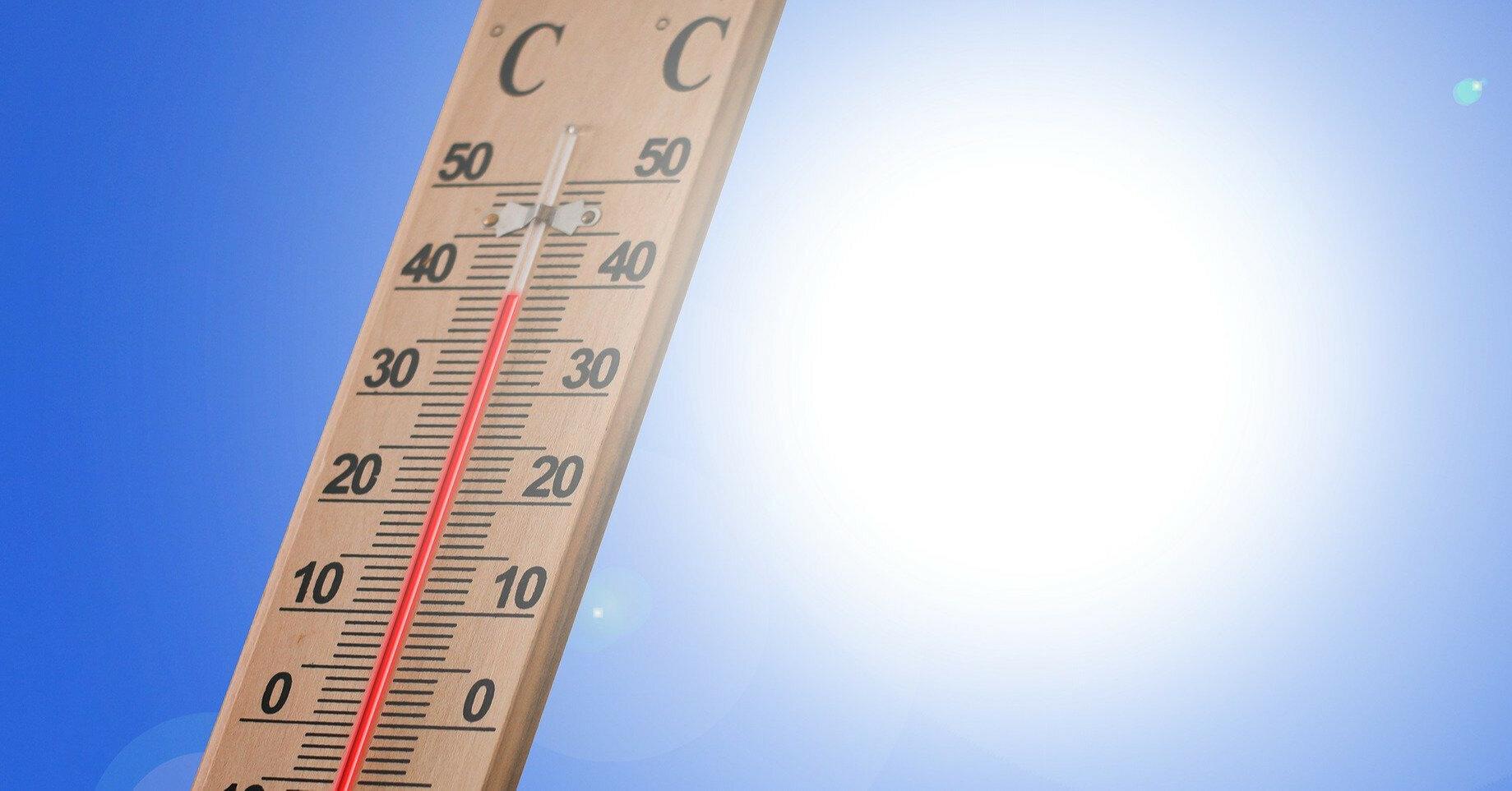 В Киеве впервые за 100 лет зафиксировали температурный рекорд
