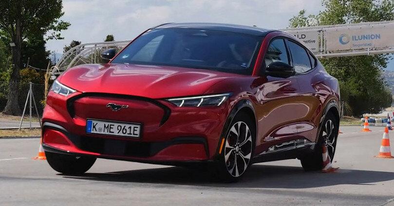 Новейший электромобиль Ford разочаровал управляемостью