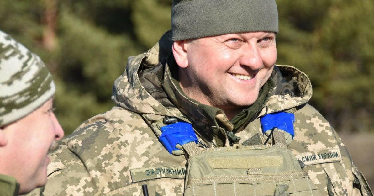 """Нового командующего ВСУ обвинили в """"геноциде"""""""