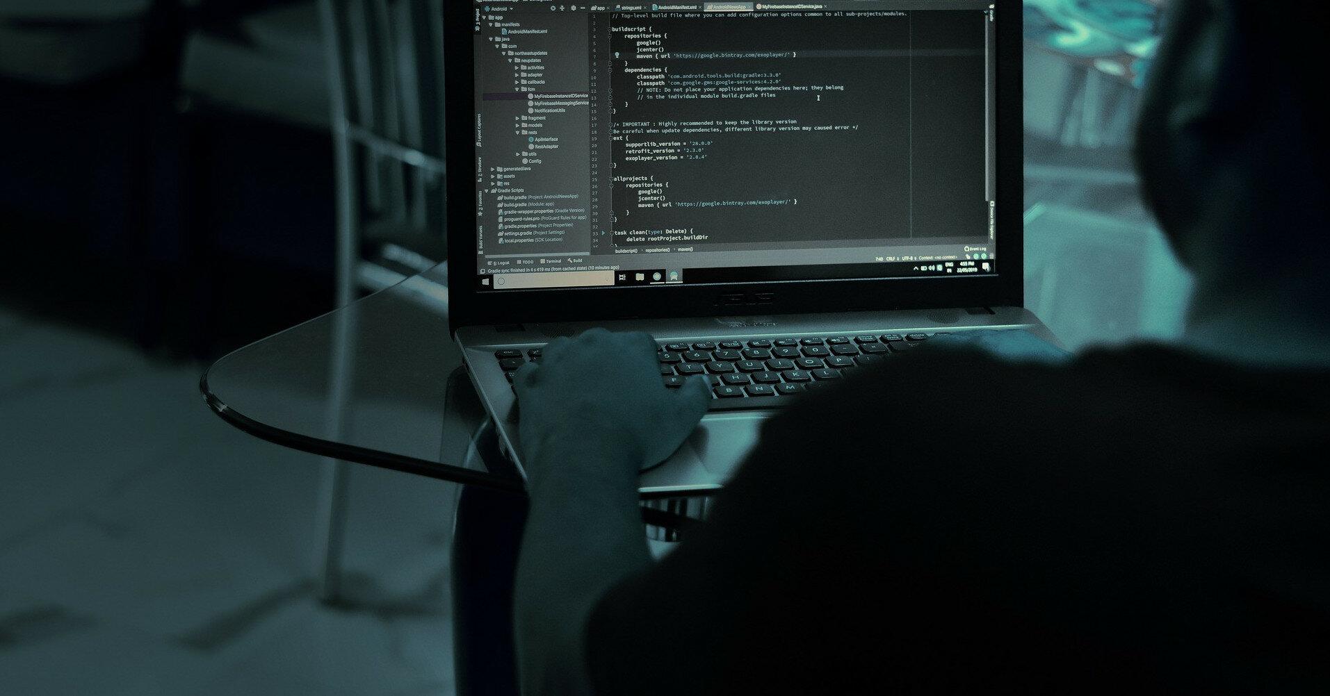 В Україні сайти державних органів атакували хакери