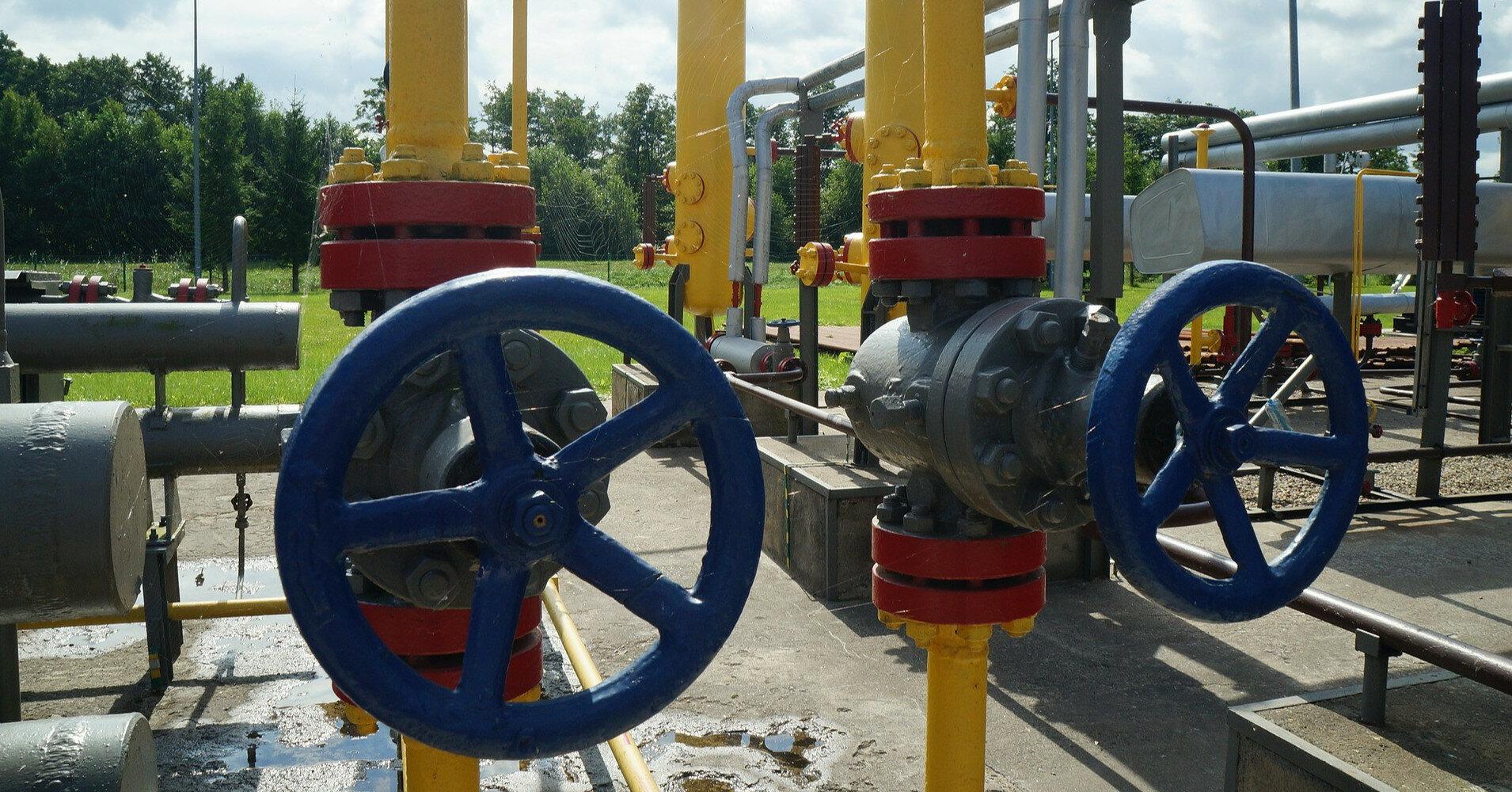 Запасы газа в ПХГ будет контролировать Минэнерго