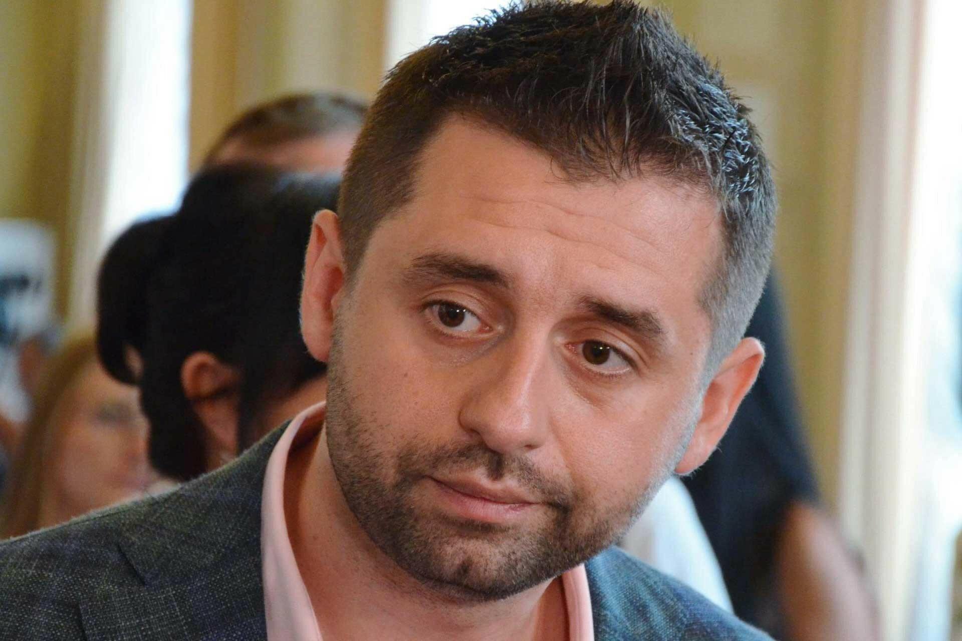 Арахамия опроверг слухи об отставке Тарана и Малюськи