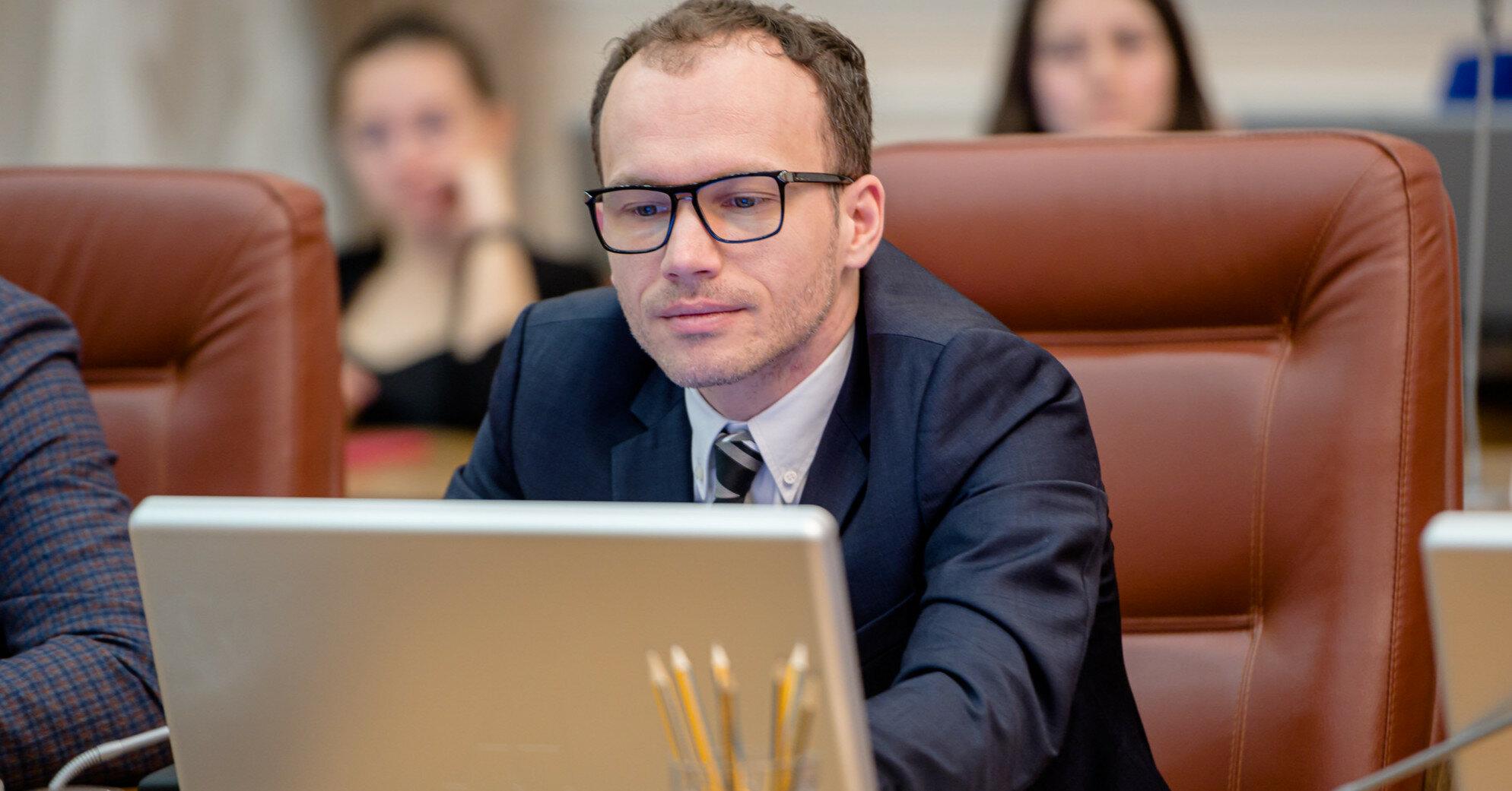 Малюська повторил пост Богдана перед отставкой
