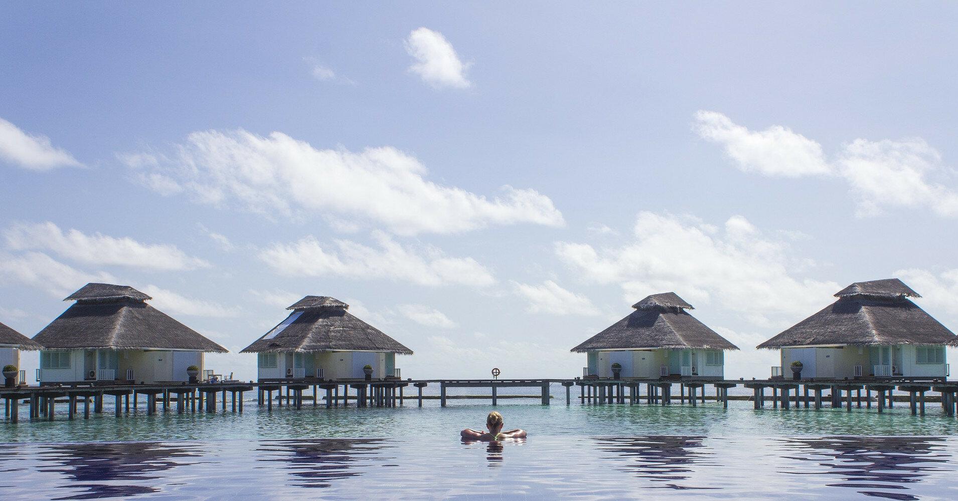 Мальдивы введут налог на вылет из островов