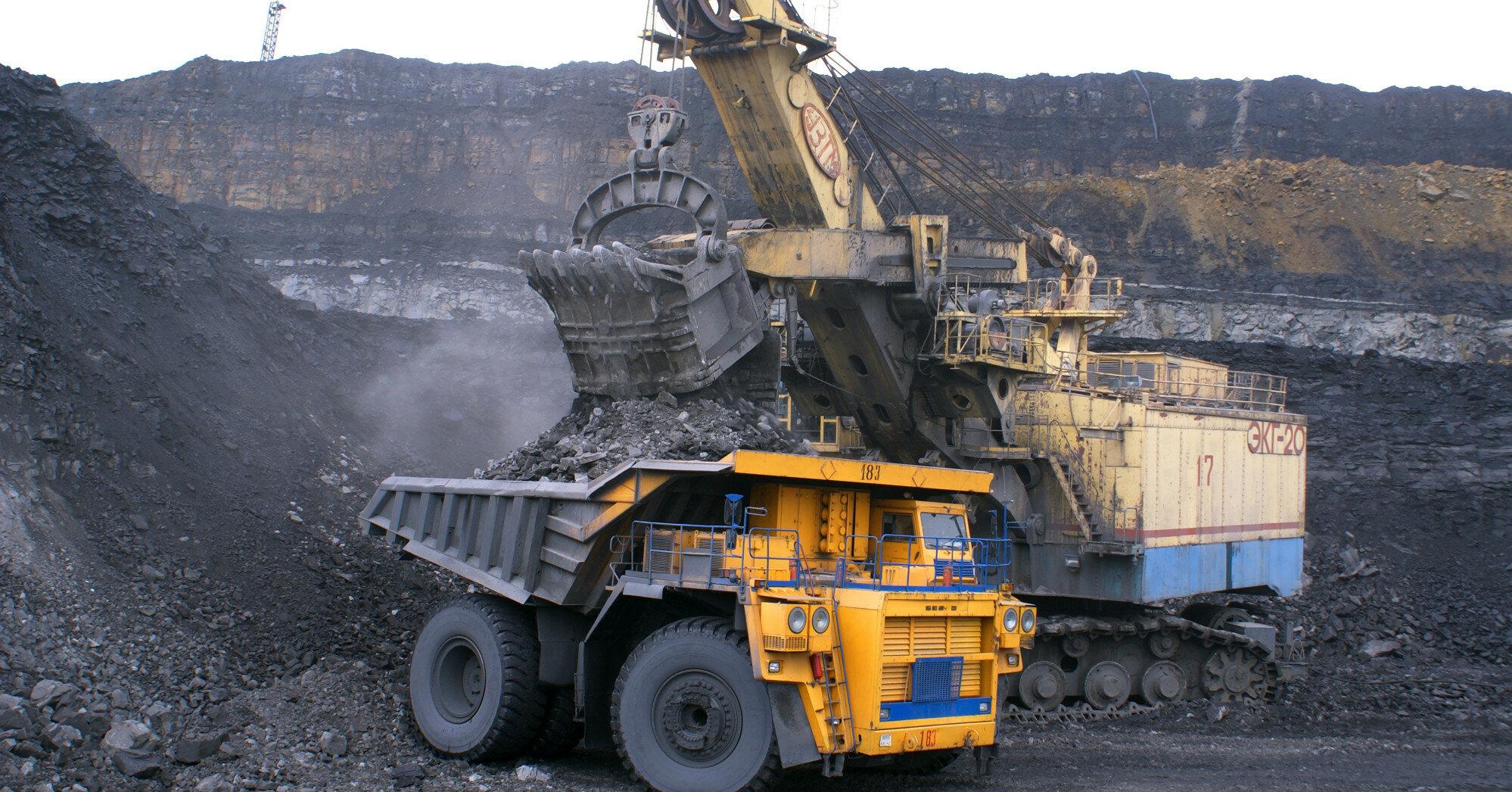 Украина импортировала из России угля почти на $600 млн