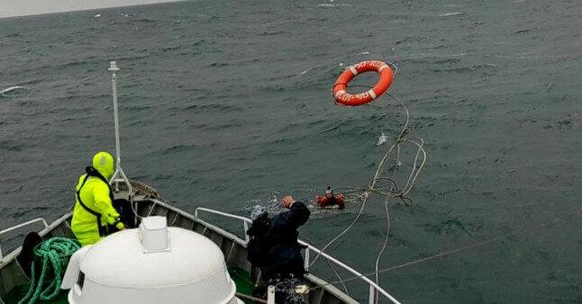 На учениях Sea Breeze спасли десантника