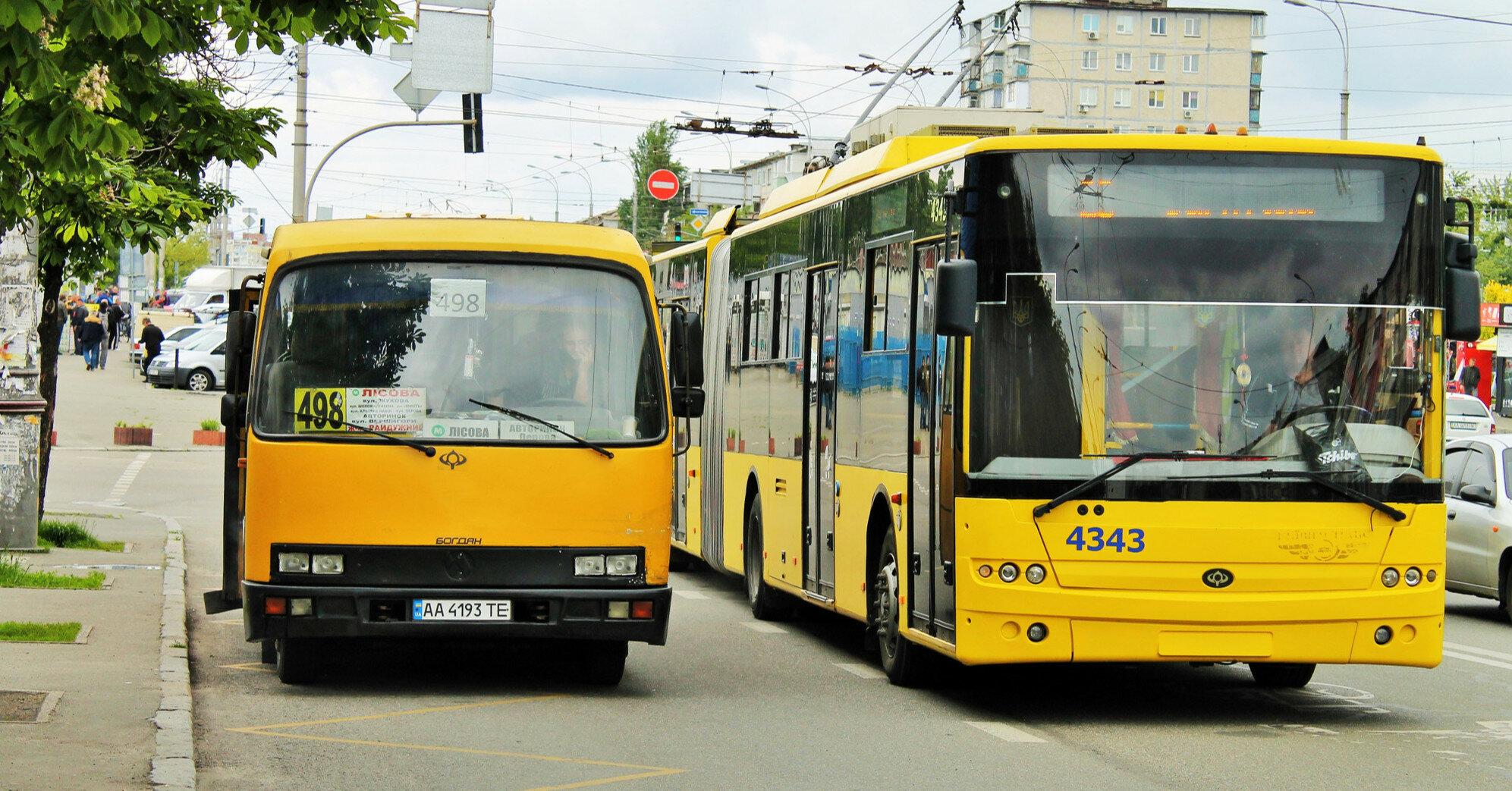 Столичный транспорт переводят на электронные билеты