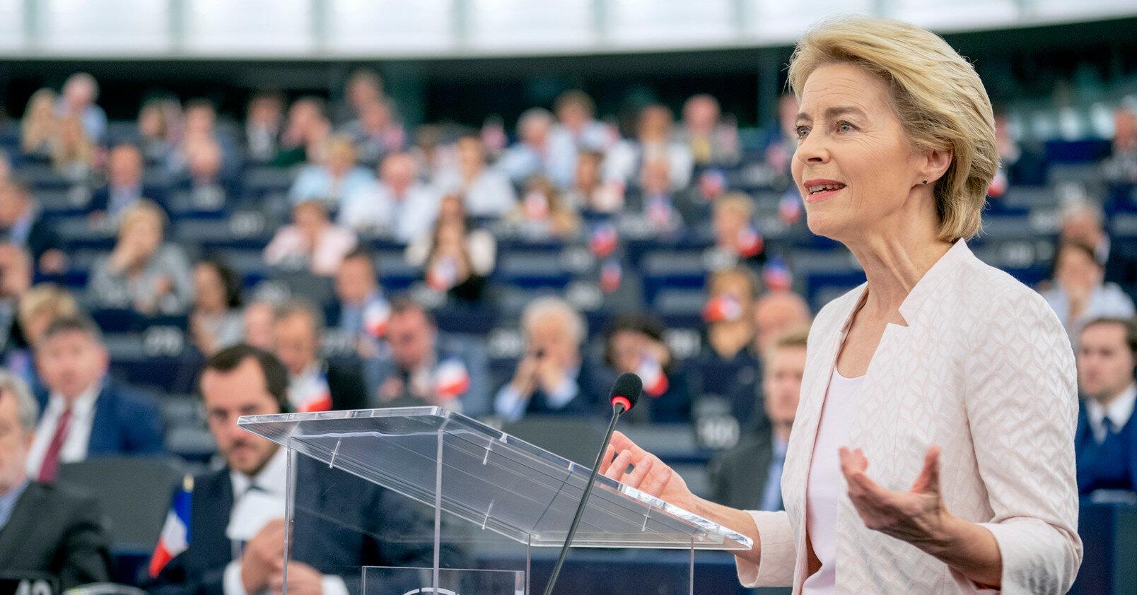 """Глава Еврокомиссии пригрозила Венгрии из-за закона о """"гей-пропаганде"""""""