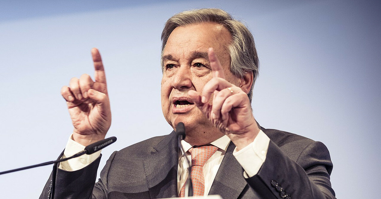 """В ООН объяснили, чем миру угрожают COVID-""""рекорды"""" Африки"""