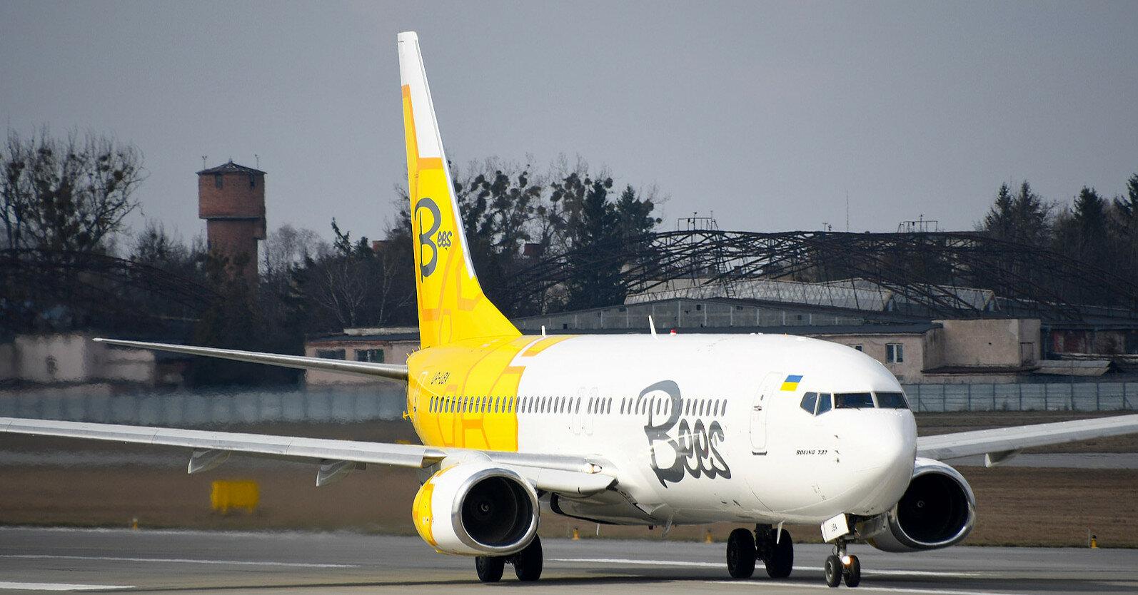 Лоукостер Bees Airline запустит новые чартерные рейсы