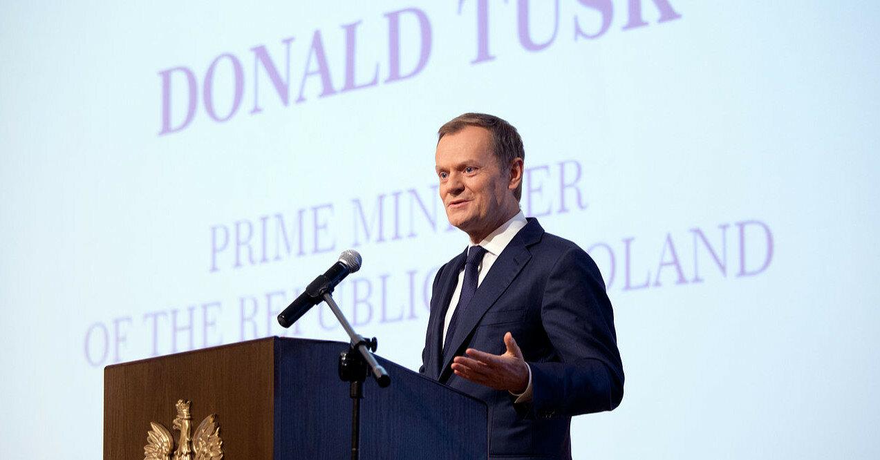 Туск возглавил основную оппозиционную партию Польши