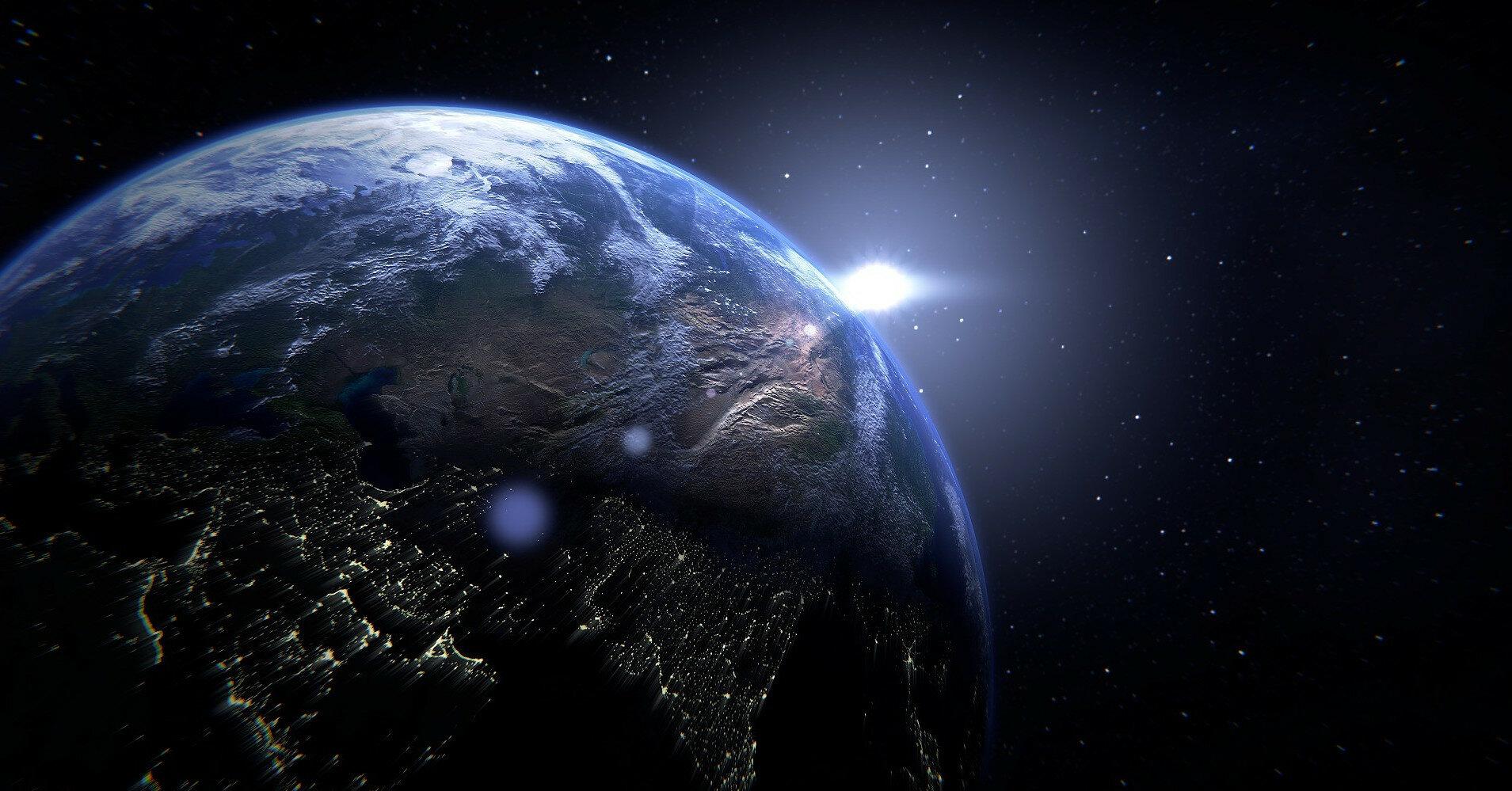 Атмосфера Земли становится значительно теплее