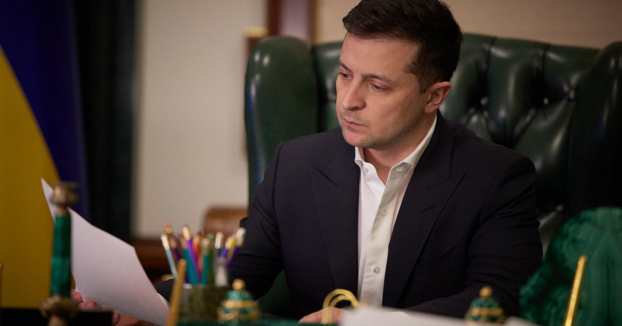 Зеленский сменил главу Ивано-Франковской ОГА