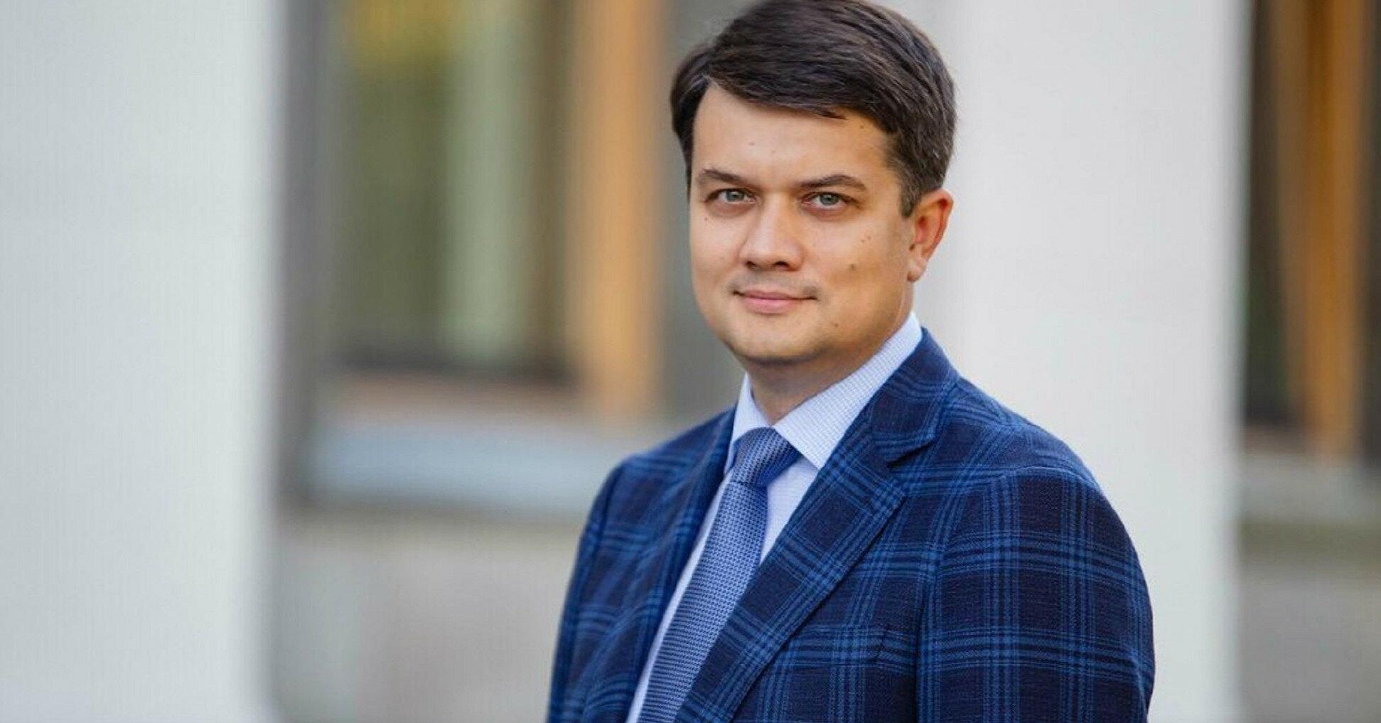 Разумков о президентстве Зеленского: критику надо слышать