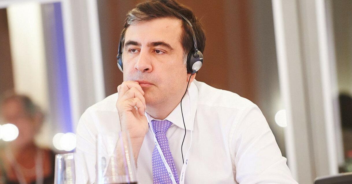В Украине закрыли дело Саакашвили