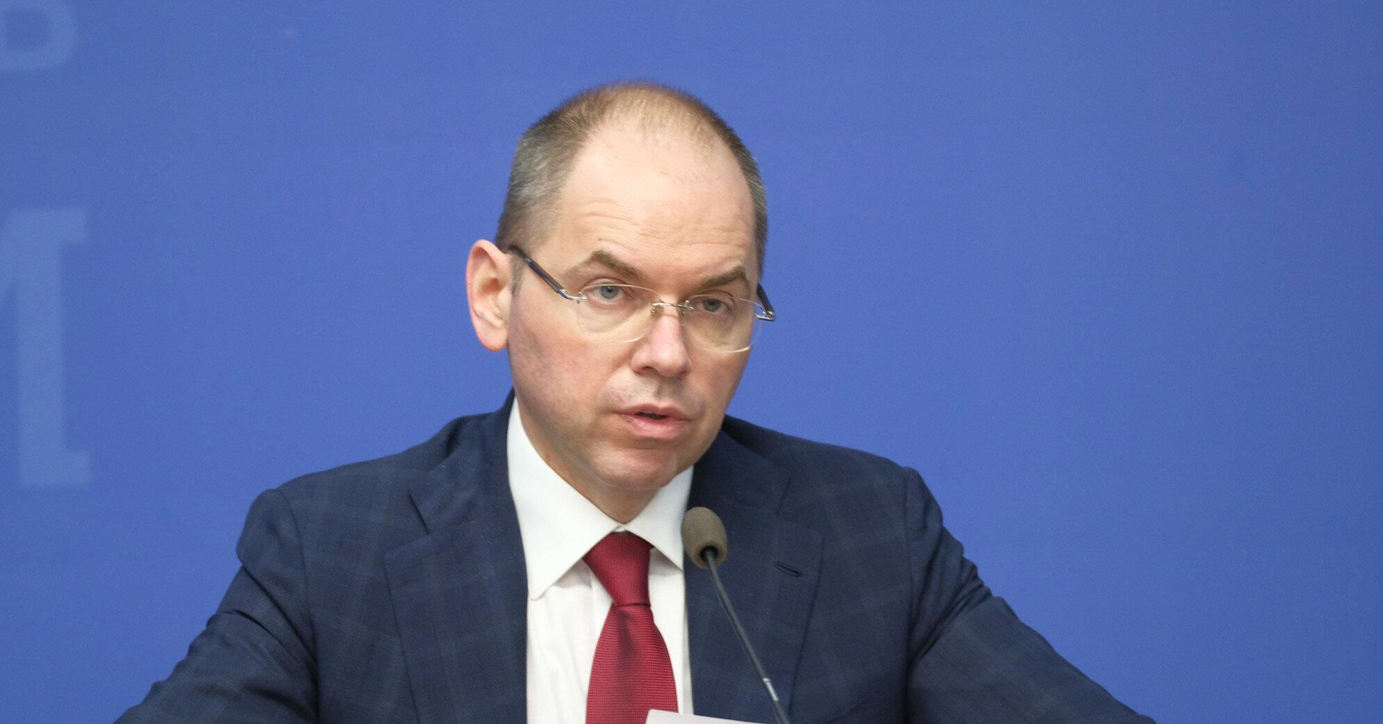 Степанов предложил платить по 500 гривен за вакцинацию