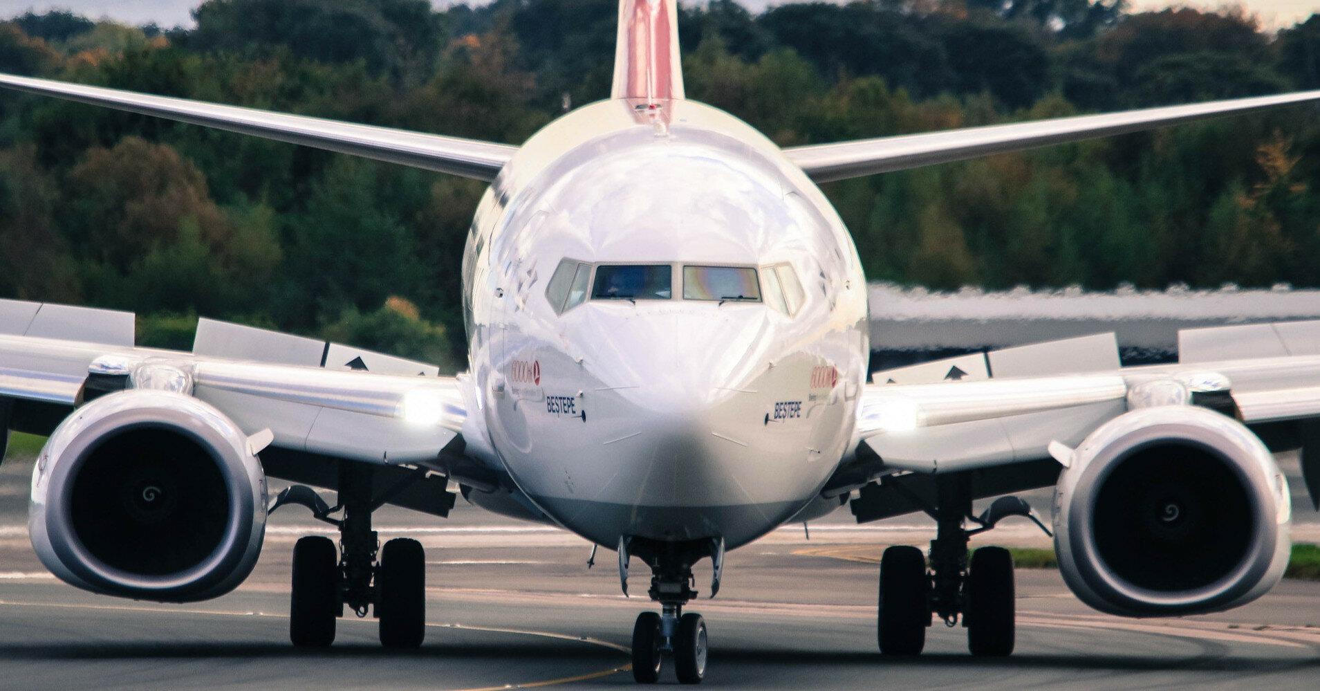 Импорт авиатоплива вырос на треть