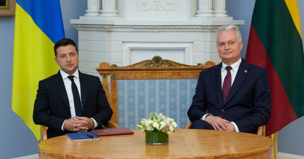 У Вільнюсі розпочалася зустріч президентів України і Литви